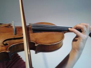 violon pour sensibilité