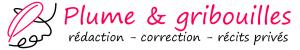 Logo Plume et gribouilles